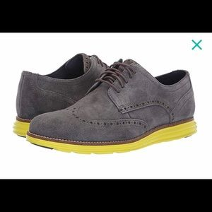 Cole Haan Original Grand Wingtip Oxford Sz 11